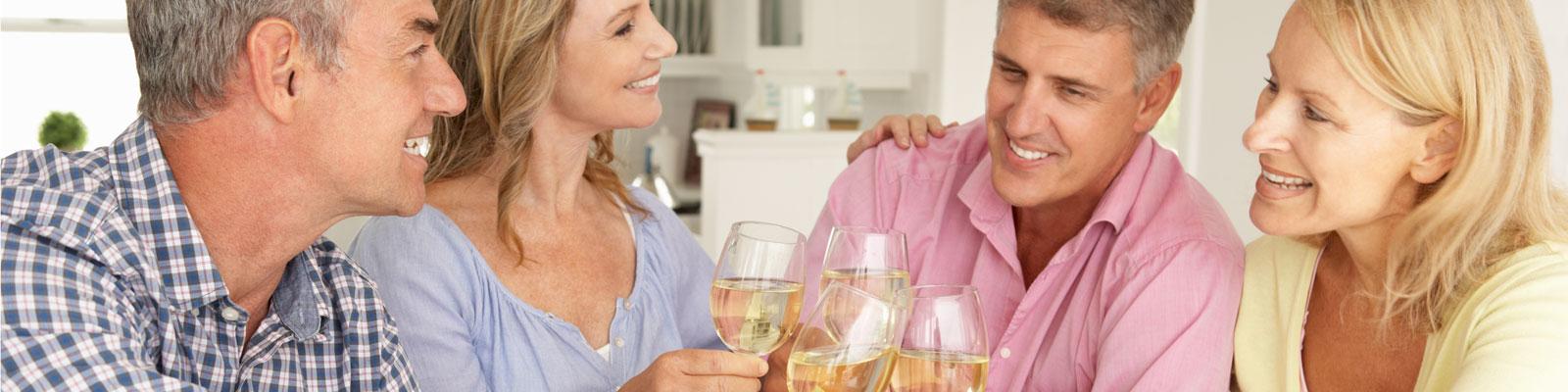 Das Weingut Burggarten Mosel ist jetzt auch in Sozialen Netzwerken wie Twitter und Facebook aktiv.